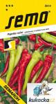 Semo Paprika zeleninová sladká - Semaroh baraní roh 0,6g