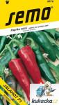 Semo Paprika zeleninová pálivá F1 - Jalahot F1 na pole ik rýchlenie 15s / SHU 10 000 /