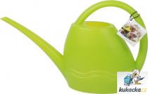 Elho konvička Aquarius - lime green 1,5 l